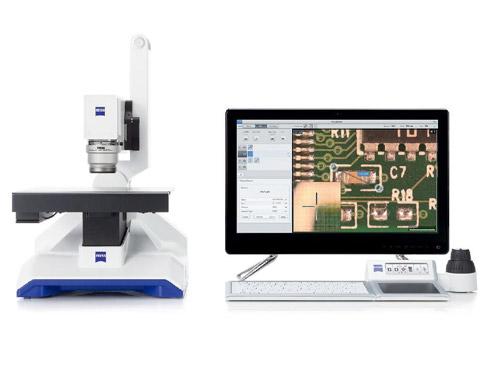 蔡司显微镜独一无二的操纵理念-简便与卓越并存