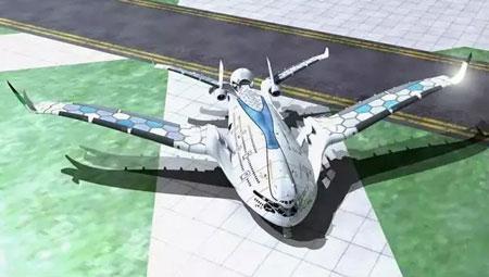 未来30年后的飞机,即将颠覆传统成为主宰