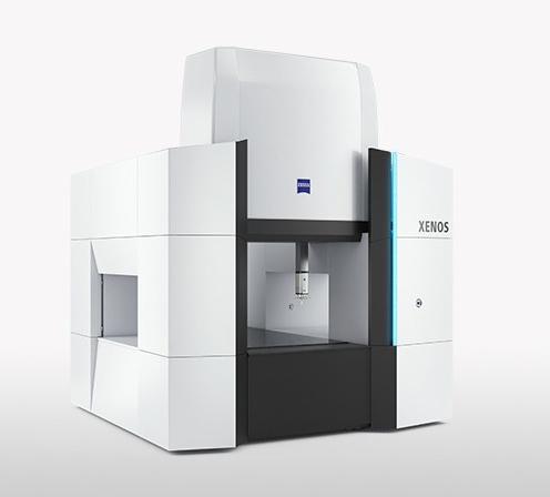 蔡司高精度三坐标测量机Xenos应用案例之NIST